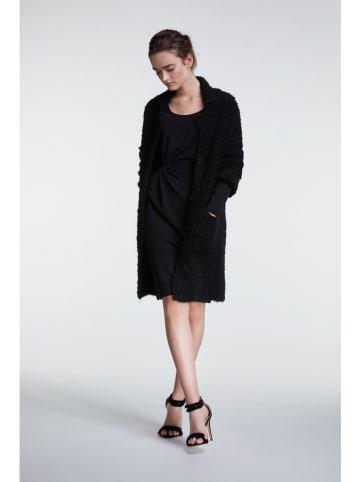 Oui Sukienka w kolorze czarnym