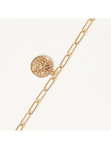 """Côme Vergold. Armkette mit Schmuckelement """"Manzanillo - (L)15 cm"""
