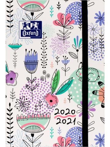 "Oxford Schülerkalender 2020/2021 ""Flowers - WTV"""