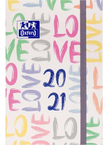 """Oxford Schülerkalender 2020/2021 """"Lettering - WTV"""""""
