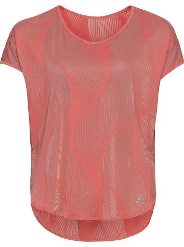 """Odlo Trainingsshirt """"Maha"""" rood"""