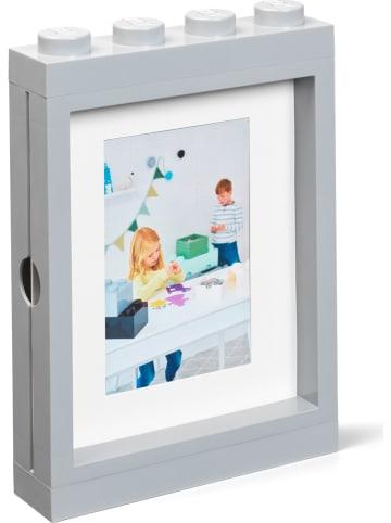 LEGO Ramka w kolorze szarym na zdjęcia