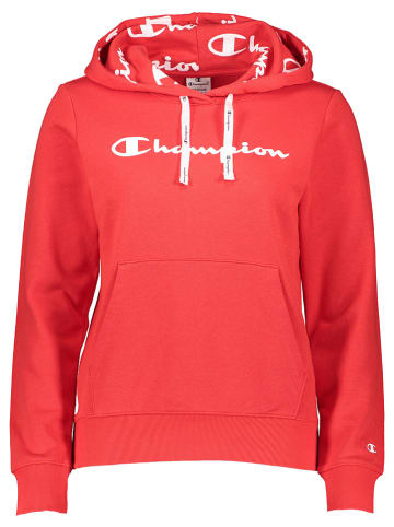 Champion Sweatshirt rood