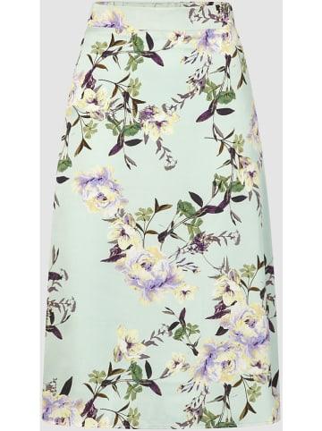 Rich & Royal Spódnica w kolorze miętowym
