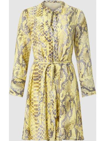 Rich & Royal Kleid in Gelb
