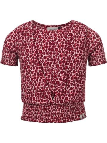 Looxs Revolution Shirt rood/lichtroze