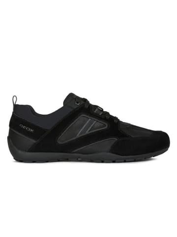 """Geox Sneakers """"Ravex"""" in Schwarz"""