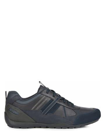 """Geox Sneakersy """"Ravex"""" w kolorze granatowym"""