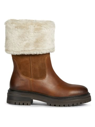 "Geox Boots ""Iridea"" in Braun"