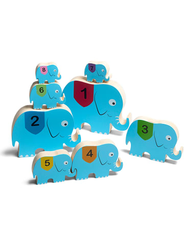 BuitenSpeel Stapelpuzzle - ab 3 Jahren