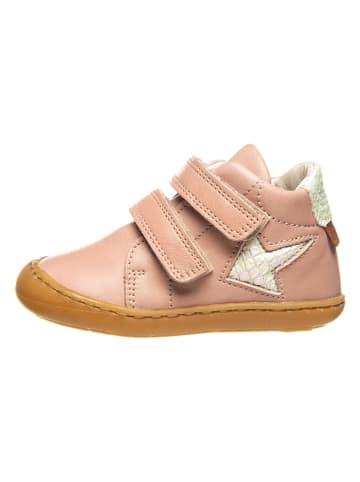 BO-BELL Leren sneakers lichtroze