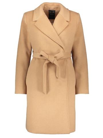 GAP Płaszcz przejściowy w kolorze beżowym