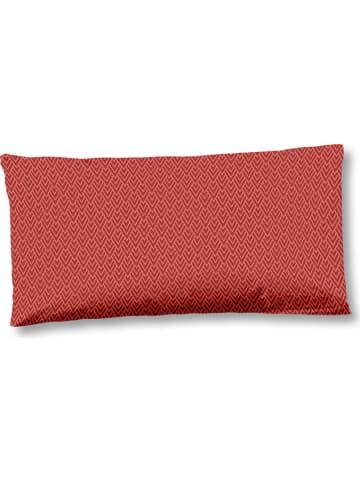 """Hip Satynowa poszewka """"Novali"""" w kolorze czerwonym na poduszkę"""
