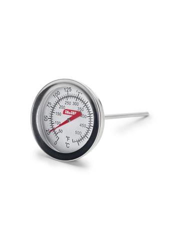 Utilinox Keukenthermometer zilverkleurig - (H)14 x Ø 6 cm