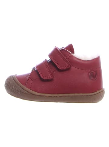 "Naturino Leder-Sneakers ""Coco"" in Beere"