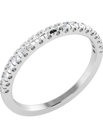 Diamant Vendôme Witgouden ring met diamanten