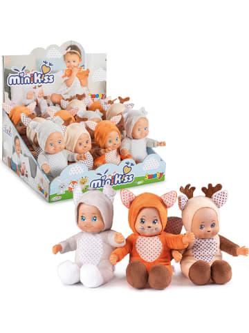 """Smoby Puppe """"Minikiss Animals"""" - ab 10 Monaten (Überraschungsprodukt)"""