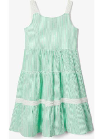 """Name it Sukienka """"Joslyn"""" w kolorze szaro-zielonym"""