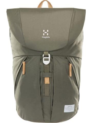 """Haglöfs Plecak turystyczny """"Torsang"""" w kolorze khaki - 20 l"""