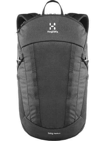 Haglöfs Plecak turystyczny w kolorze czarnym - 16 l
