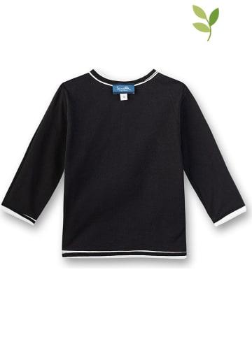 Sanetta Kidswear Bluza w kolorze czarnym