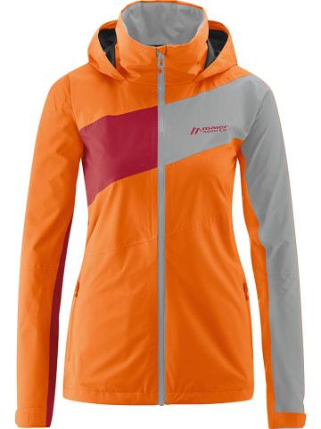 Maier Sports Funktionsjacke in Orange