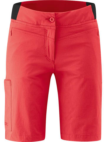 Maier Sports Funktionsshorts in Rot