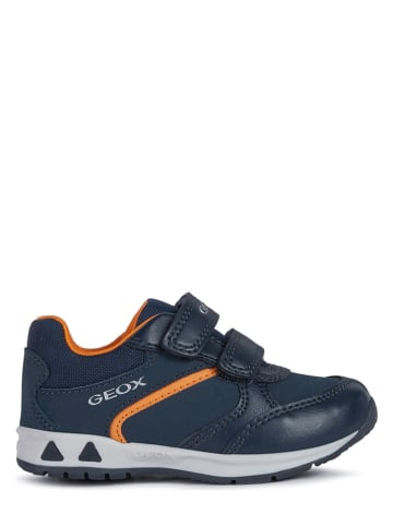 "Geox Sneakers ""Pavlis"" donkerblauw"