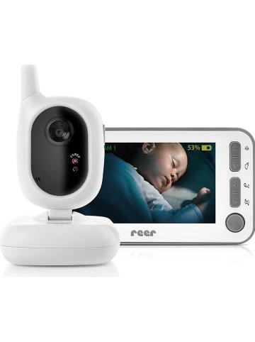"""Reer Video-Babyphone """" BabyCam L"""" in Weiß"""