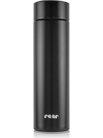 Reer Isoleerfles zwart - 450 ml