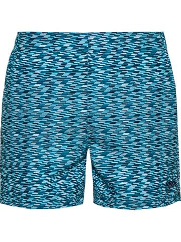 Speedo Zwemshort blauw