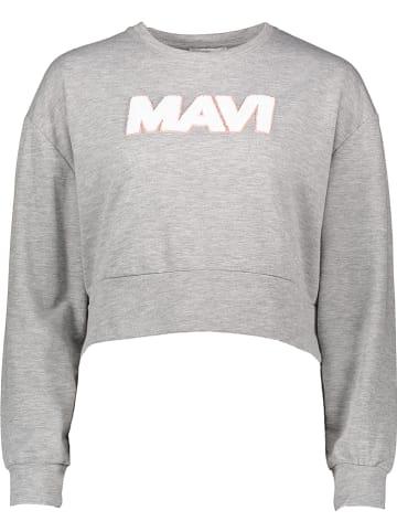 MAVI Sweatshirt lichtgrijs
