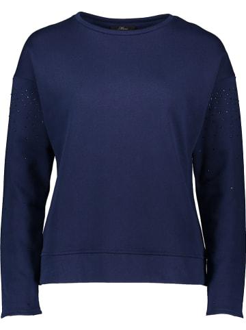 MAVI Sweatshirt donkerblauw