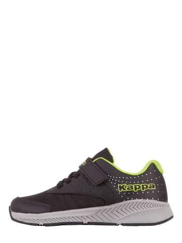 """Kappa Sneakers """"Maun"""" zwart"""