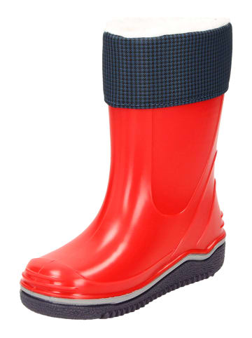 """Spirale Winterboots """"Paolo"""" rood/blauw"""