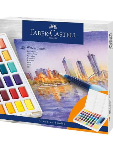 Eberhard Faber Aquarellfarben - 48 Stück
