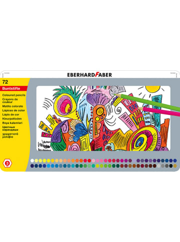 Eberhard Faber Buntstifte - 72 Stück