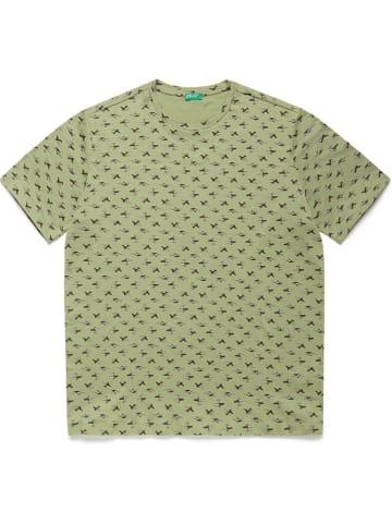 Benetton Shirt groen
