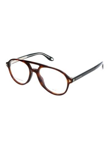 """Givenchy Oprawki """"GV 0066"""" w kolorze brązowym"""