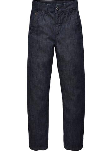 G-Star Spodnie - Regular fit - w kolorze czarnym