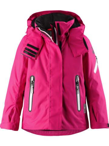 "Reima Ski-/ Snowboardjacke ""Roxana"" in Pink"