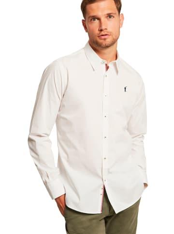 Polo Club Koszula - Slim fit - w kolorze białym