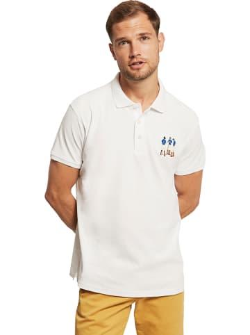 Polo Club Koszulka polo w kolorze białym