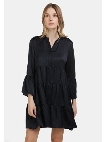 DreiMaster Kleid in Dunkelblau