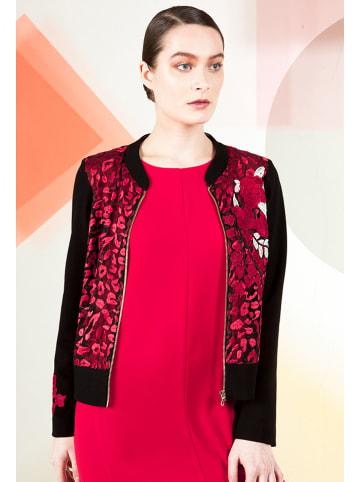 "Bleu Blanc Rouge Vest ""Corail"" rood/zwart"