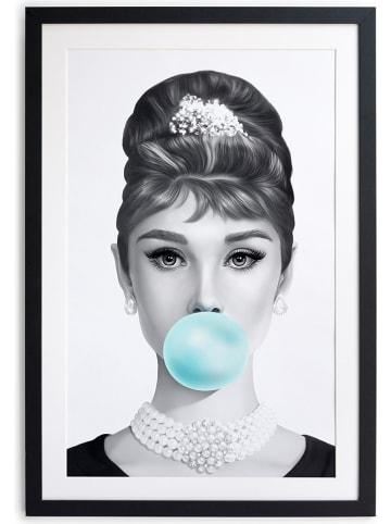 "Really Nice Things Ingelijste kunstdruk ""Audrey"" - (B)30 x (H)40 cm"