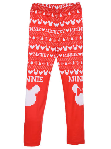 """Disney Minnie Mouse Leggings """"Minnie Mouse"""" in Rot/ Weiß"""