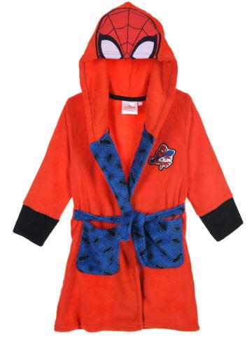 """Spiderman Szlafrok """"Spider-Man"""" w kolorze czerwonym"""