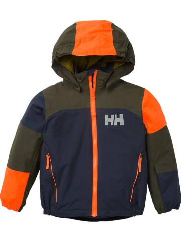 """Helly Hansen Functionele jas """"Rider"""" donkerblauw"""