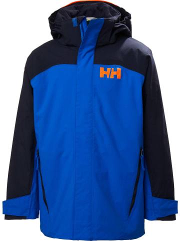 "Helly Hansen Ski-/ Snowboardjacke ""Level"" in Blau/ Dunkelblau"